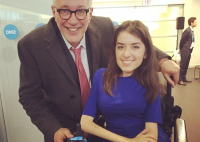 Maayan and Sheldon Levy