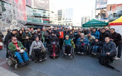 AccessNow's Accessible Photowalk