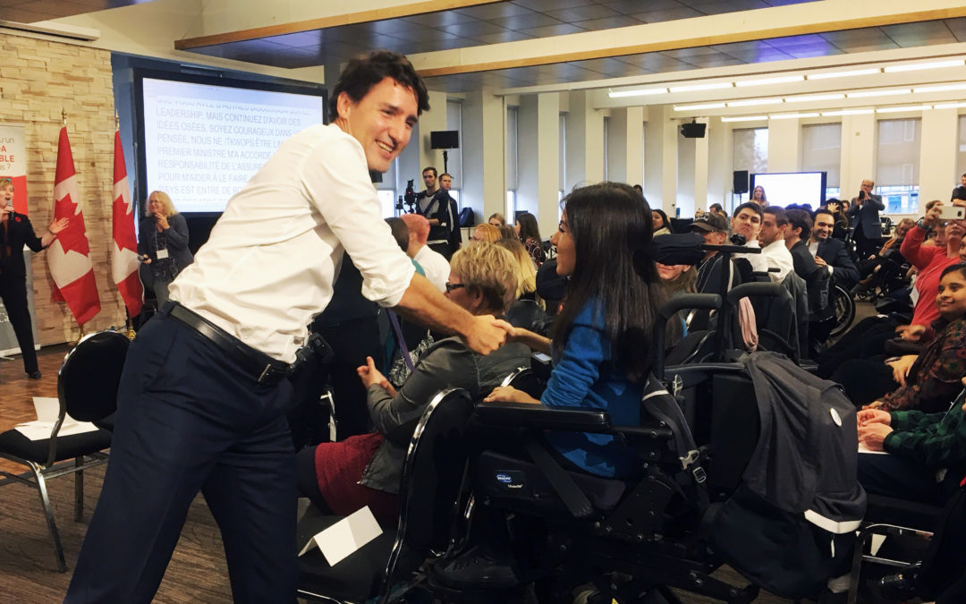 Accessible Canada engages Young Leaders in National Youth Forum