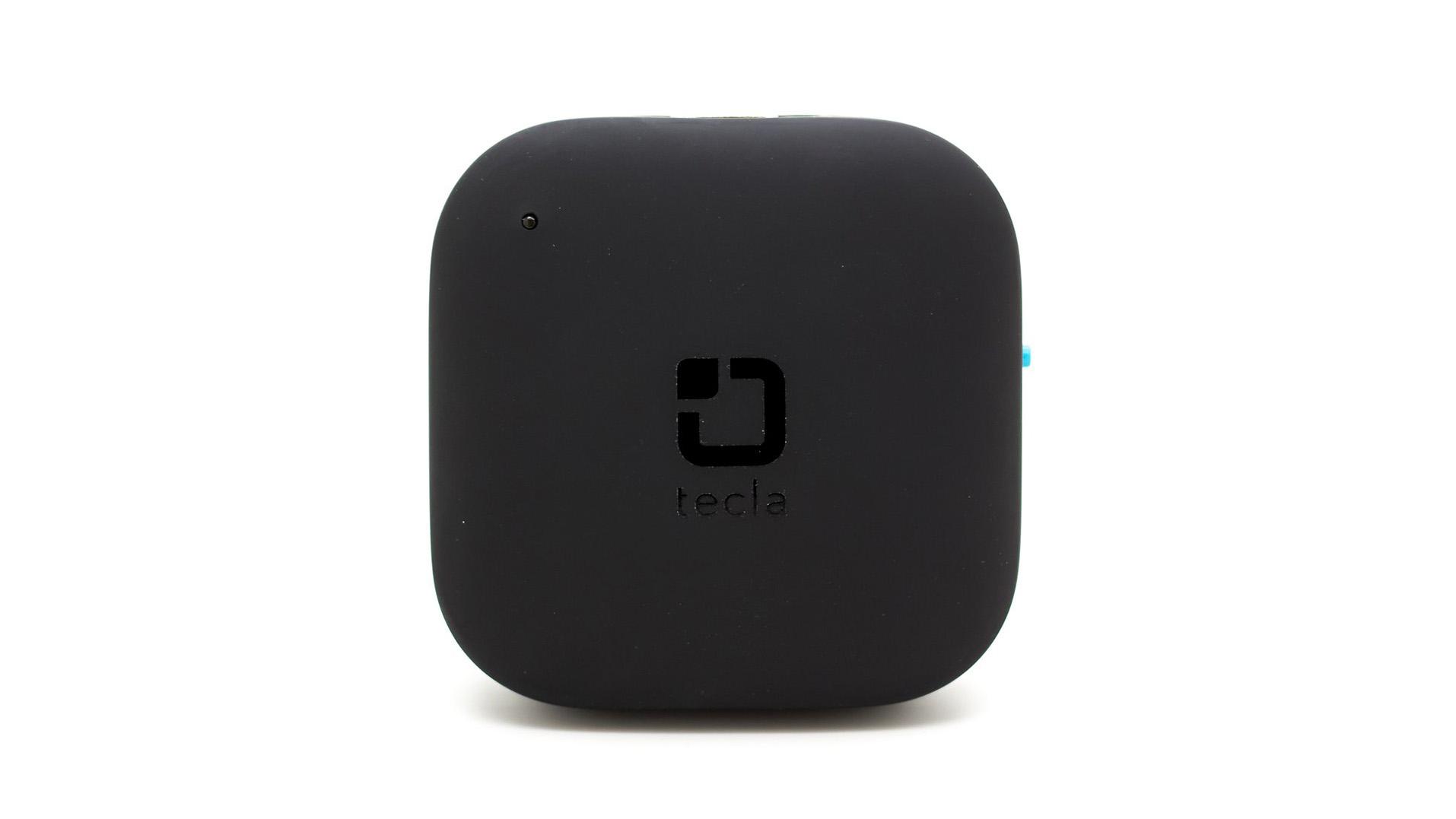product image of tecla, a black little box