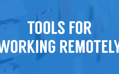 Accessible Tools for Working Remote