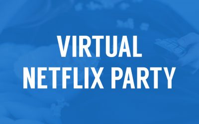 How To Host a Netflix Party