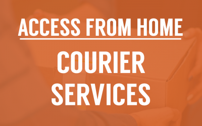 Access From Home: Courier Services