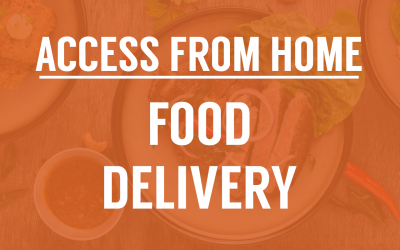 Access From Home: Food Delivery