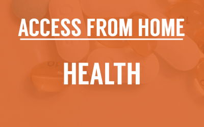 Access From Home: Health