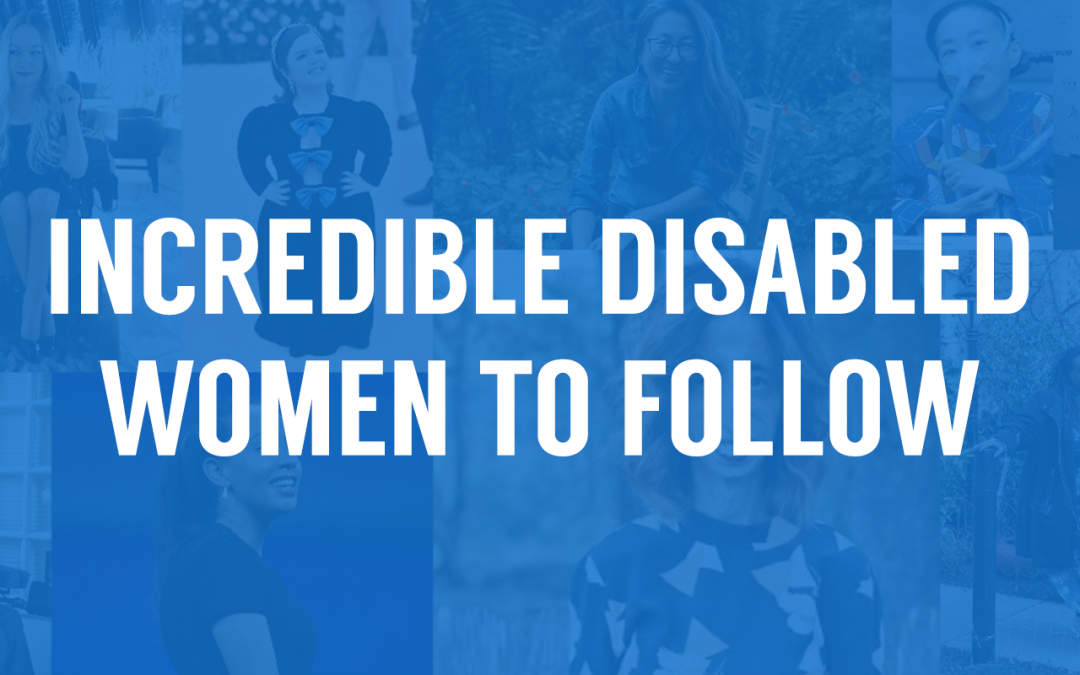 Incredible Disabled Women to Follow on Social Media