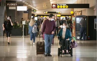 Tips for Air Travel with a Power Wheelchair