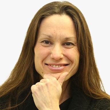 portrait of Maayan Goldstein, brunette